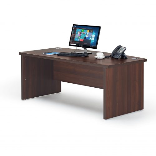 Escritorio Ejecutivo Prime Color Walnut 180 cms AM180B